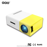 Have certificate YG300 rohs projector for iphone projector with led source