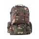 Army Mountaineering Collapsible Bags Outdoor Camouflage 3P Tactical Backpack With 14'' Laptop Compartment