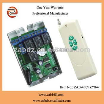 Universal Wireless Track Lighting Remote Control View