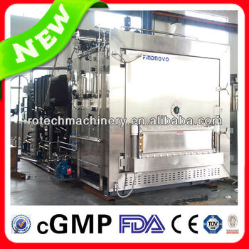 Pharmaceutical Vacuum Freeze Dryer Sale (FDA&cGMP Approved)
