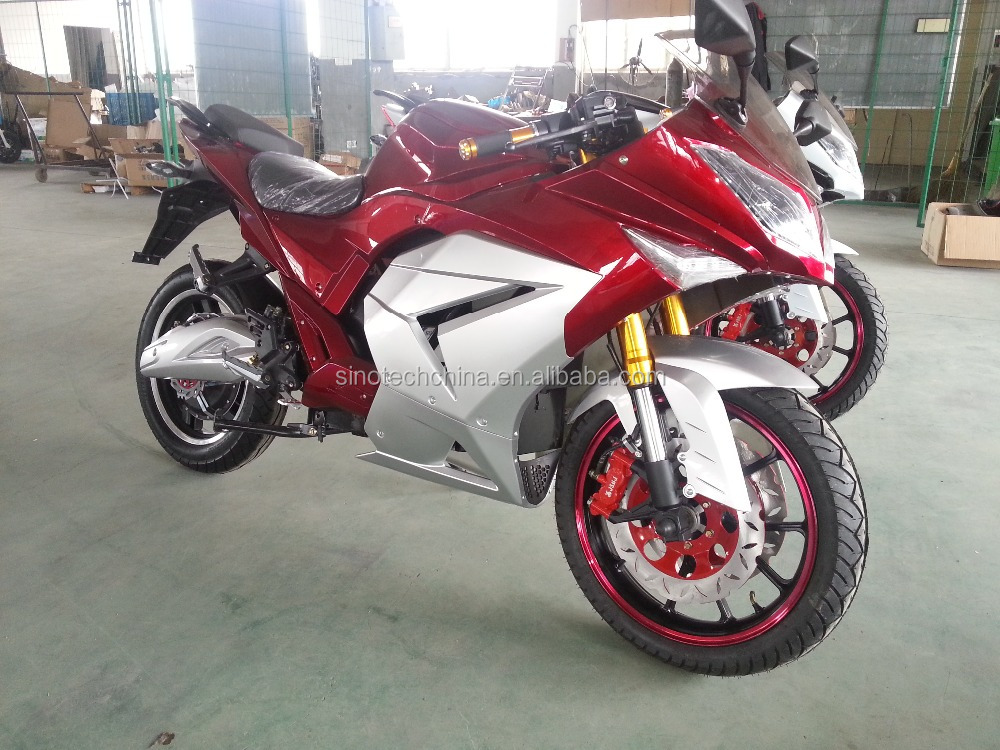 3000W GT racing electric motorcycle for sale