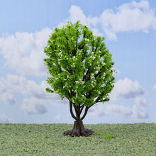 high quality miniature plastic tree for Real Estate Sales