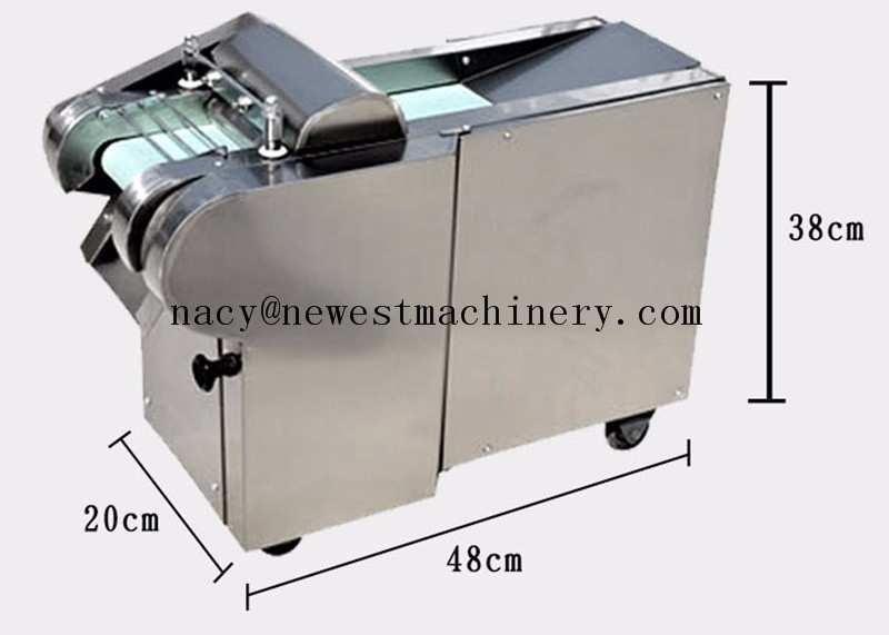 Reasonable price onion cubes chopping machine,vegetable processing line,leaf vegetable cutting machine