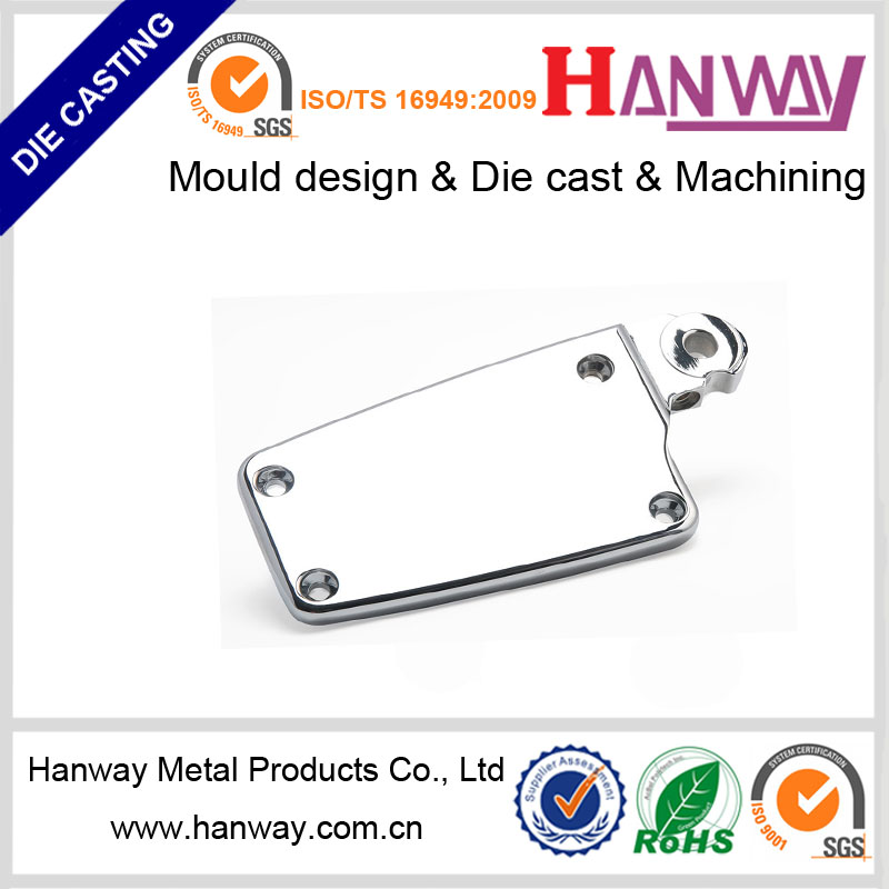 China aluminum die casting office chair parts manufacturer