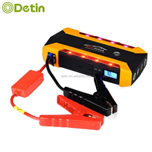 Mini Multi-Function Portable Car Jump Starter Powr Bank Car Output 12V Battery Charger Mobile Phone Battery Charger Powerbank