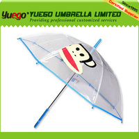 japanese rubber dolls new inventions transparent PVC umbrella