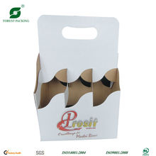 NEW STYLE 6 PACK BEER BOX FOR 330ML BOTTLE(FP600031)
