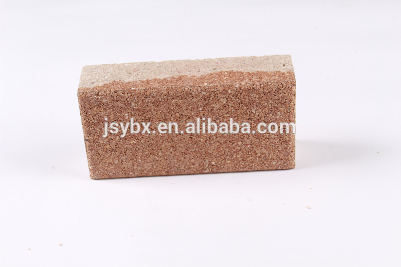 High Quality Wholesale Custom Cheap High Refractoriness Ceramic Biggest Water Permeable Brick OEM/ODM