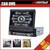 "Ownice 7"" car dvd Android 4.4.2 Support DVR TPMS Built-in Wifi"