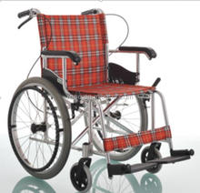 "BMWA04 standard wheelchair 24"" Mag wheel for the old"