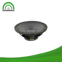 "15"" profesional audio power subwoofer speaker"