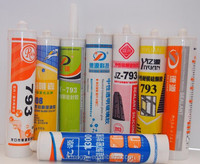 793 Neutral weather resistance waterproof silicone sealant adhesive /for sealing