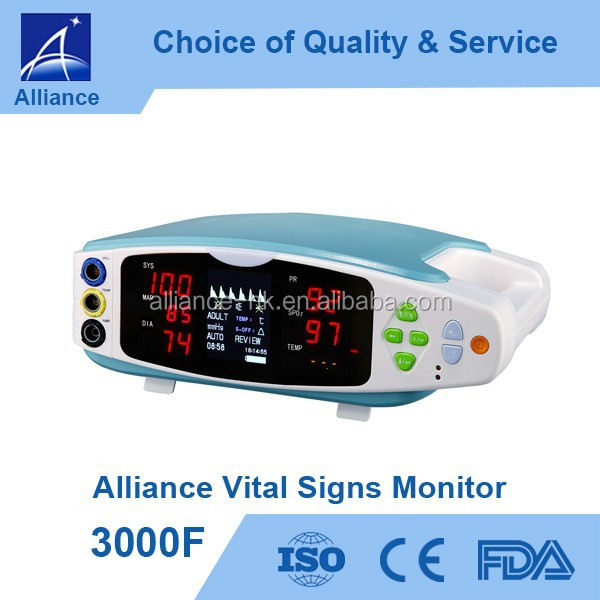 Alliance 3000F Vital Signs Monitor
