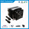 2016 high performance 24V DC power peltier liquid cooler with heat sink for liquid cooling