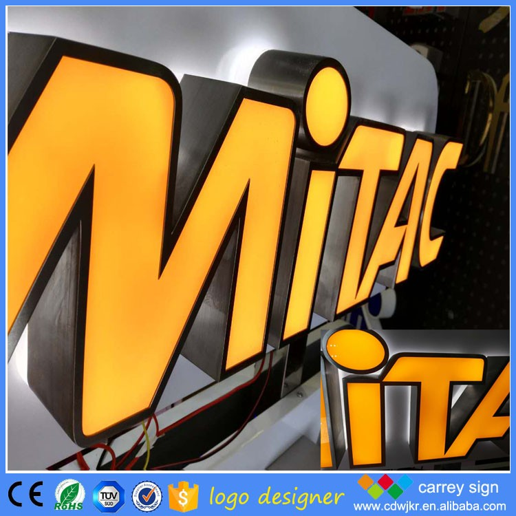 illuminated plastic building lettersused outdoor led signs for sale