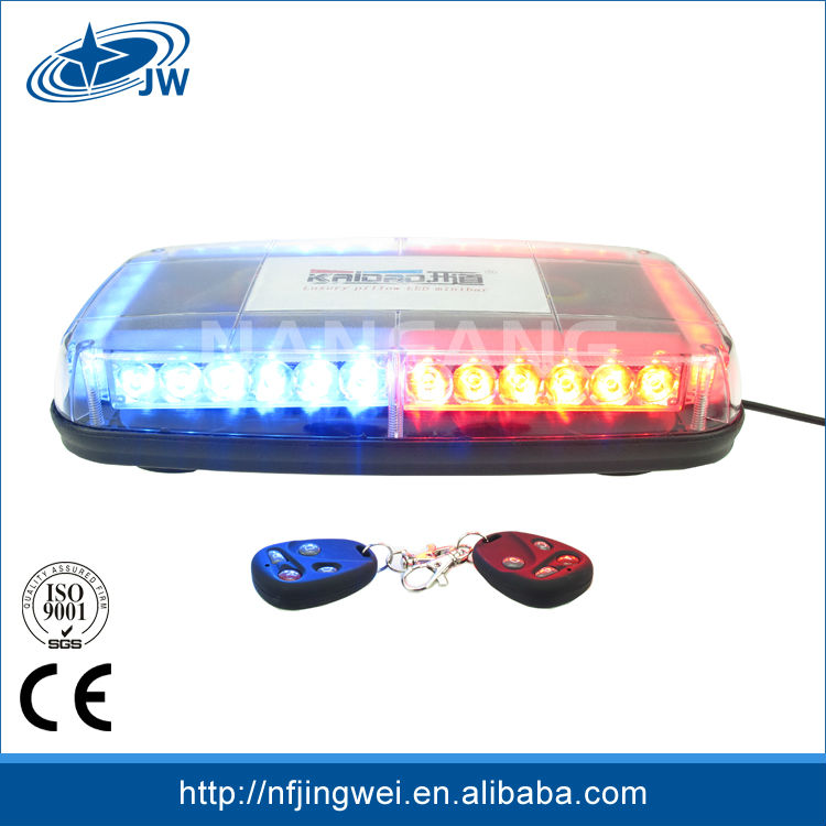 Very Durable Truck Led Warning Light, Mini Led Lightbar