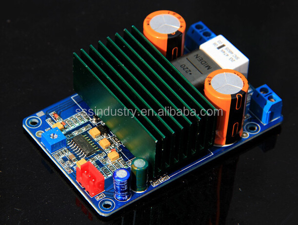250W IRS2092S Mono Class D HIFI Digital Amplifier <strong>Module</strong> exceed than LM3886