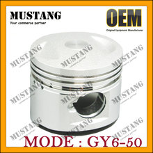 Best Price 39mm Bore Size Motorcycle Piston for Honda GY6 50cc 60cc 80cc Engine Parts
