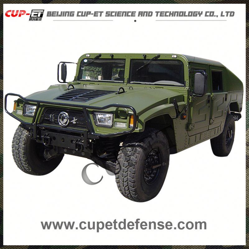 Military bulletproof suv armored vehicle