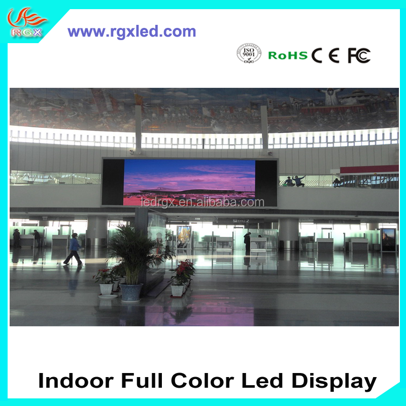 Hot sale sexy photo /Small pitch P4 P5 p6 indoor mini led display full xx vedio made in Shenzhen RGX