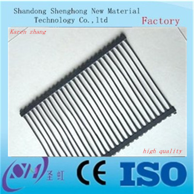 Ideal HDPE PP material geogrid for reinforcement