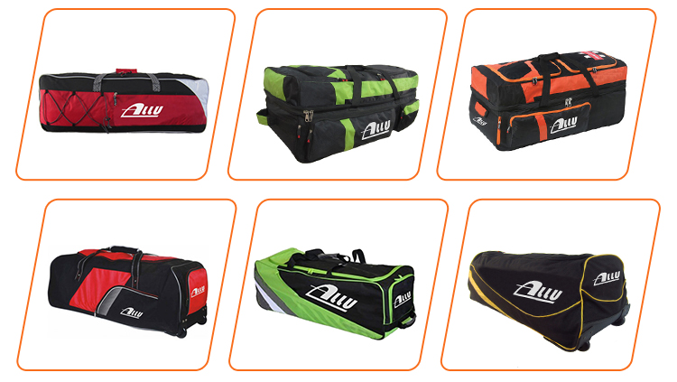 Outdoor sport duffle field ice hockey bag/hockey stick bag/custom hockey equipment bag