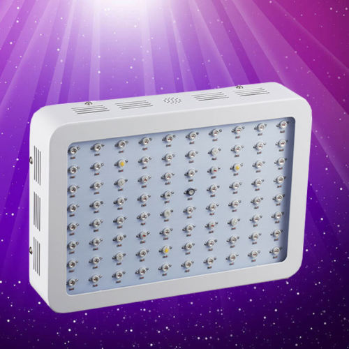 2018 New product High Quality Full Spectrum 300W LED Grow Light Panel for Indoor Hydroponic veg/flower plants