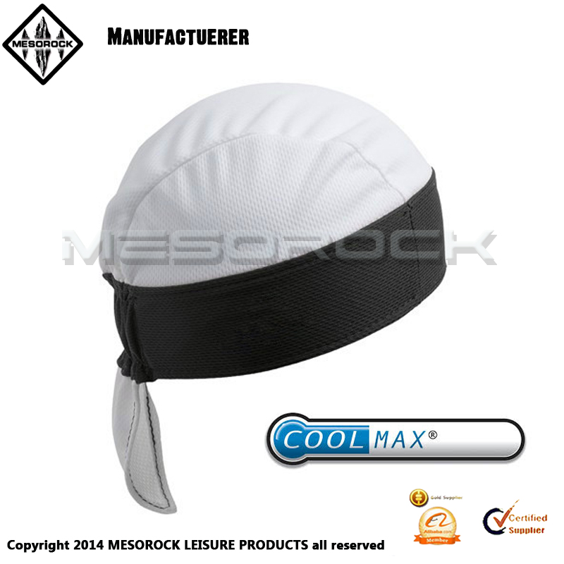High-Performance Mesh Dew Rag Cooling Skull Cap for Riding / Skiing / Motorcycling / Trekking / Mountain...