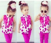 Girls Shirt And Pants Baby Girl Clothing Set Online Shopping China Clothes