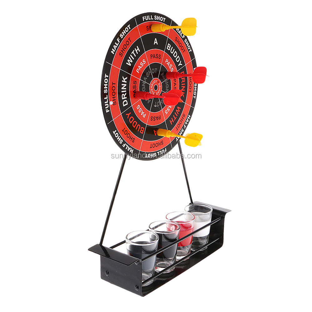 2017 Hot Selling Magnetic Board Darts Shot Drinking Game