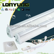T8 integrative bracket/ fluorescent tube fixture dimmable