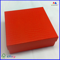 Paper rigid luxury gift box packaging,rigid gift packaging box supplier
