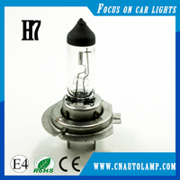 car accessories 24V 70W H7 halogen bulb for car