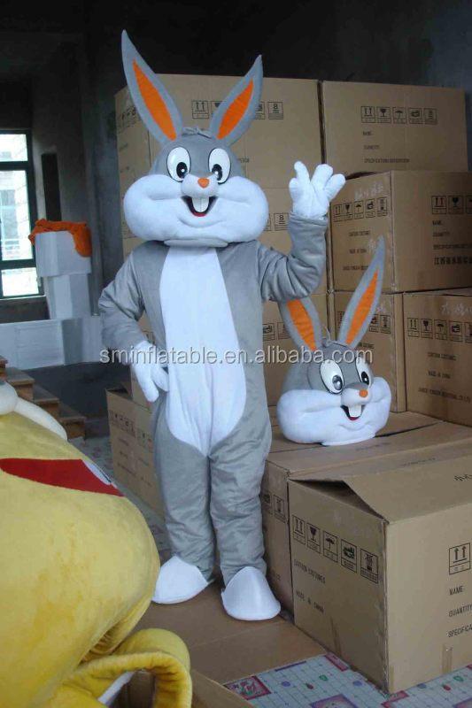 Как сделать костюм кролика