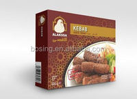 Kebab packaging box /fried food packaging box