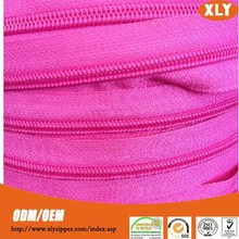 zipper manufacturer wholesale nylon polyester zipper for tents