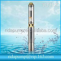 TUV CE/GS Electric Sewage Centrifugal Submersible Pump With Integrated Float Switch