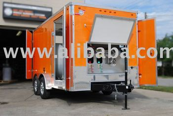 Hot And Mighty: The General Industrial Mobile Cleaning System