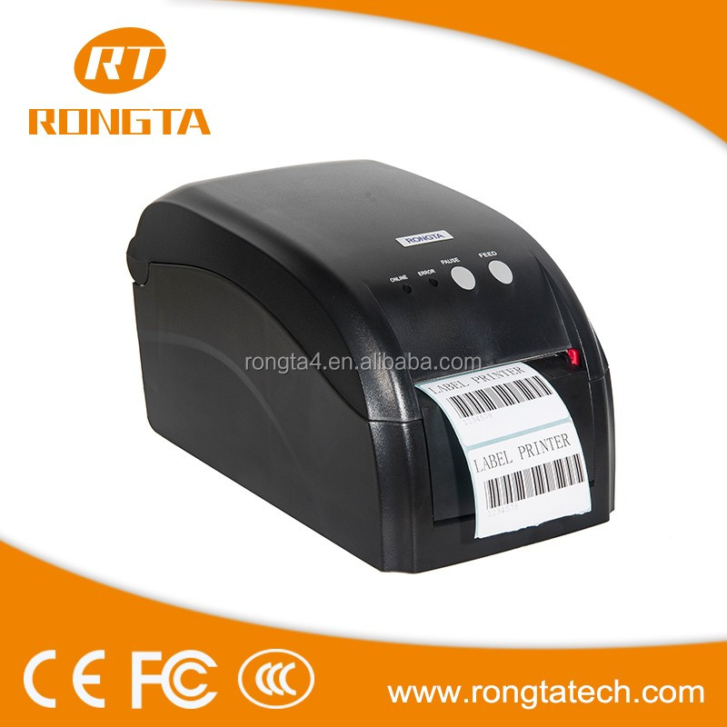 Modern design label printer with cutter best price with various ports support barcode label printer RP806