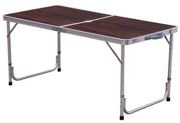 Camping lightweight suitcase aluminum folding table for sale buy aluminum folding picnic table - Small lightweight folding table ...