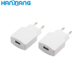 Classic slim flat wall usb charger 5V1A 1usb port charger wall adapter wall mount usb charger for mobile phone for tablet