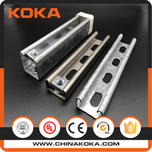 Popular Galvanized Unistrut Channel Bracket