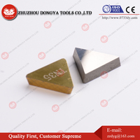 Indexable Carbide Thread Inserts/Threading Tips of Hunan cutting tools