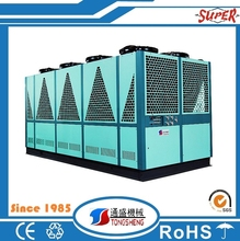 Trade Assurance Supplier High Efficeicny Industrial Air Cooled Screw Chiller Price