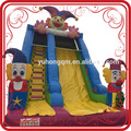 Happy en14960 pvc tarpaulin kids inflatable slide slip clown gta 5 game