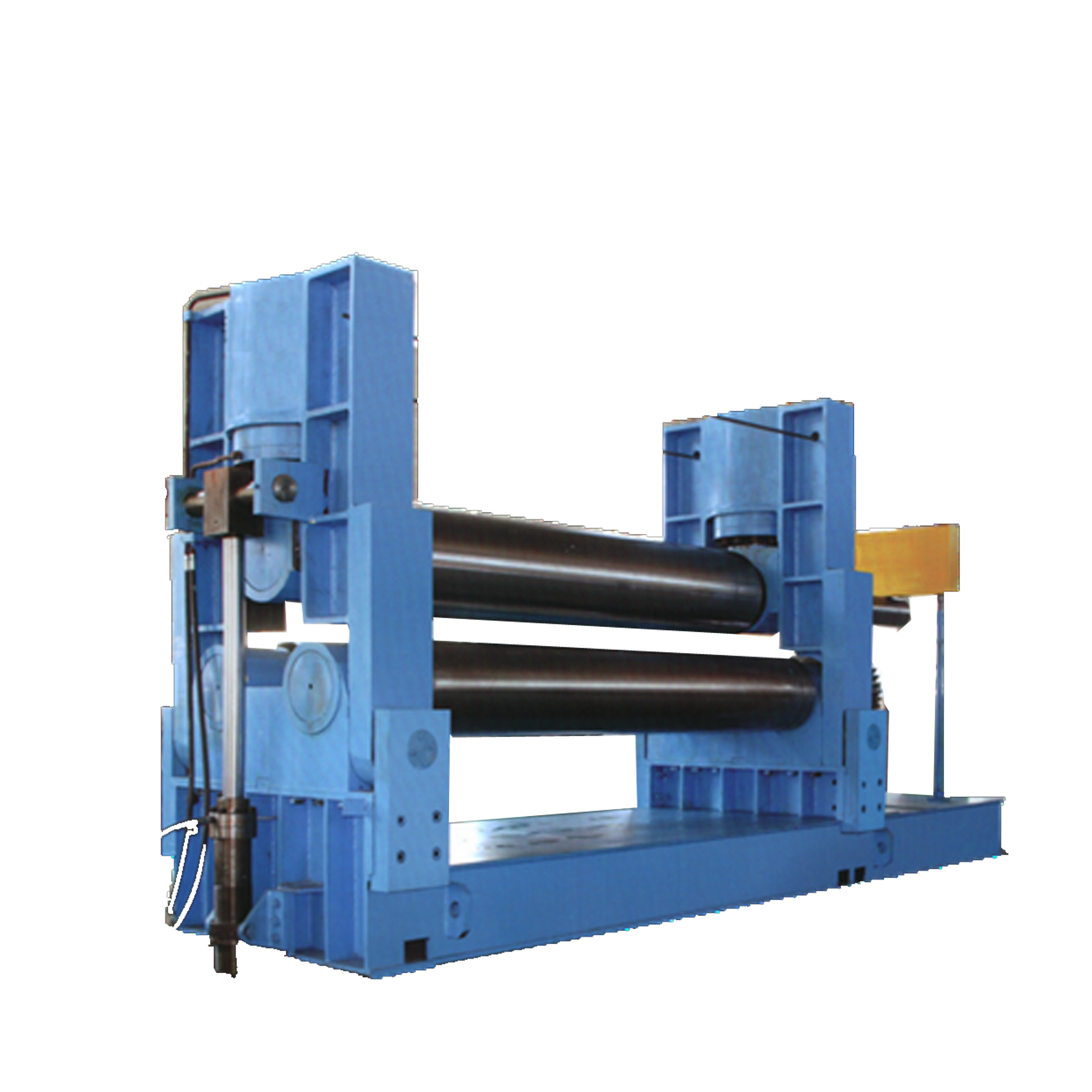 <strong>W11S</strong> 70*3000 3 <strong>Rollers</strong> Manual Sheet Metal Rolling Machine For Sheet Metal Machine Rolling Thread Plate Rolling Machine Price