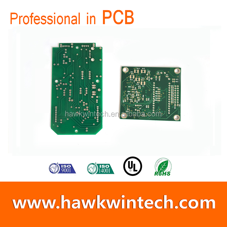 Custom-made Factory Price FR4 Green 4 Layer PCB Multi-layers Printed Circuit Board