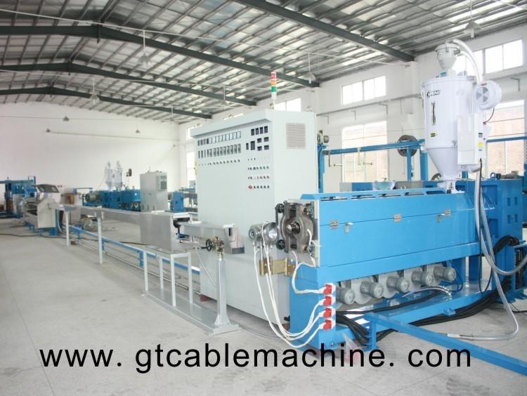 Price Of Cable Plastic Extrusion Machine