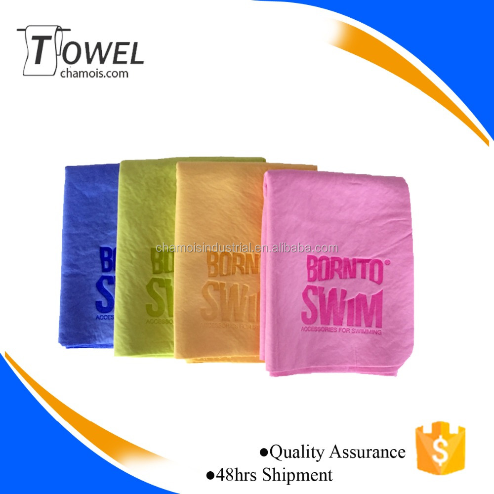 Heat relief sports use cooling pva towel wholesale