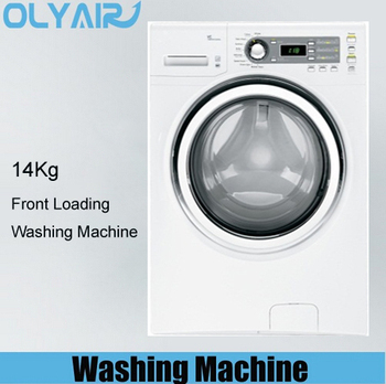 Olyair big capacity 14kg front loading automatic washing machine